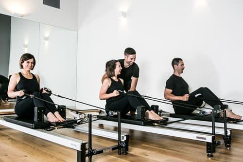 Cadence Pilates - Adelaide - Reformer Workout