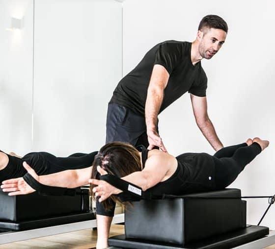 Adelaide Pilates - Cadence Pilates - Workout - Reformer