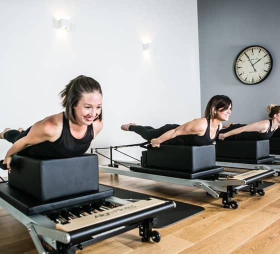 Adelaide Pilates Membership - Reformer Class Workout - Body Pullout Workout