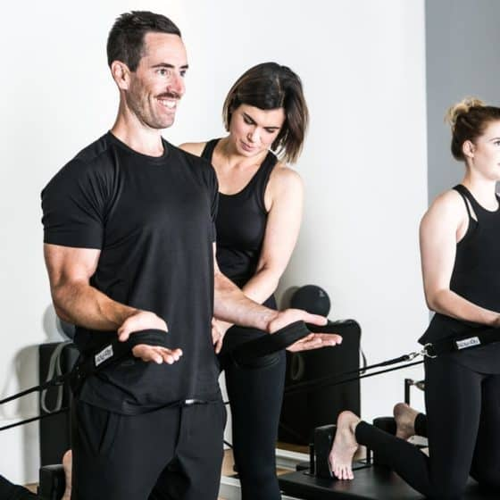 Pilates Studio Adelaide - Standing Workout